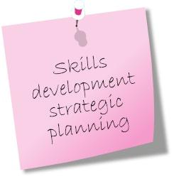 Skills development strategic planning